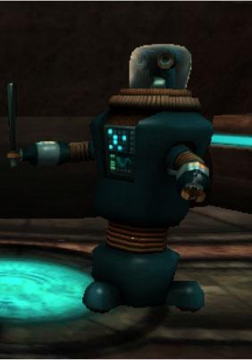 Робот-стражник
