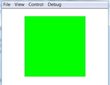 изменение цвета при помощи класса ColorTransform