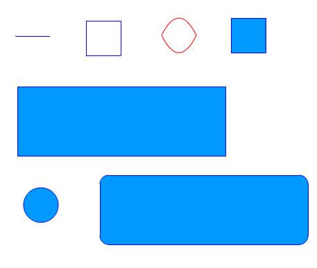 Рисование векторных объектов и их отображение на экране в AdobeFlash при помощи ActionScript 3