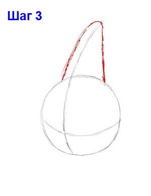 шаг 3: как нарисовать патрика стара из мультсериала губка боб квадратные штаны