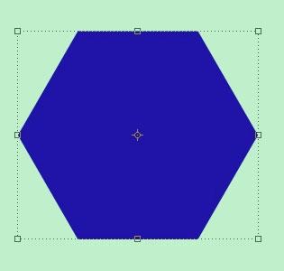 Рисование векторного объекта в Photoshop