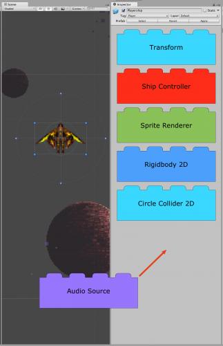 Разработка игры в Unity3D в виде лего-конструктора