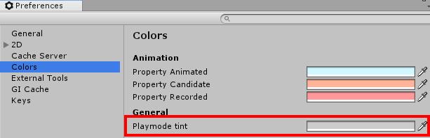Выбор цвета интерфейса в Unity