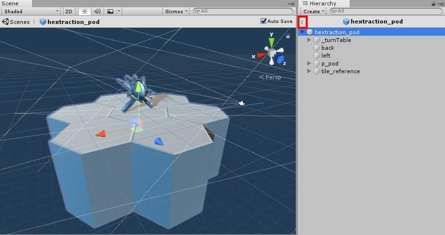 Редактирование префаба в Unity3D